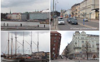 Helsingfors: Kronohagen, Norra kajen + BILDER!