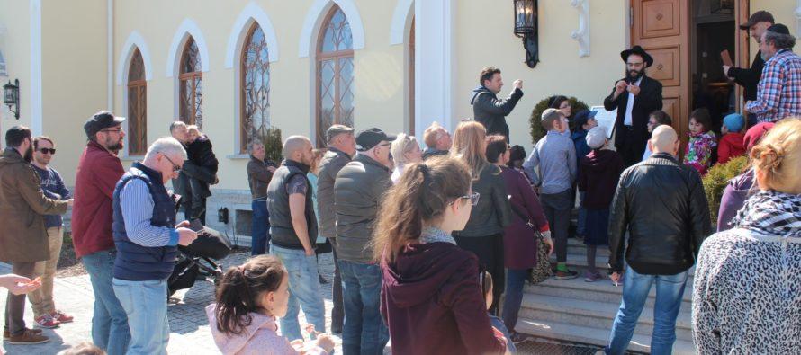 Helena-Reet Ennet: Finlands, Estlands och Skandinaviens gemenskap för judar ökar!