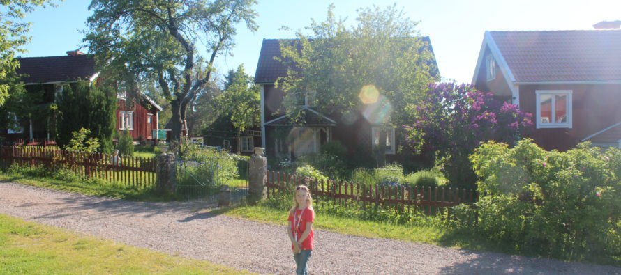 Astrid Lindgrens Bullerbyhus till salu. Unik chans som kanske aldrig återkommer!