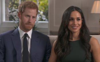 SE med egna ögon! Prins Harry och Meghan Markle gav en exklusiv intervju till BBC