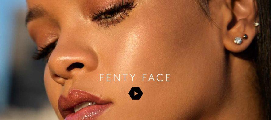 """Rihanna lanserar makeupkollektion """"Fenty Beauty"""" i 17 länder"""