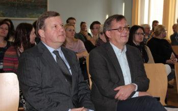GALLERI: Nordiska Ministerrådets informationsdagar i Võru