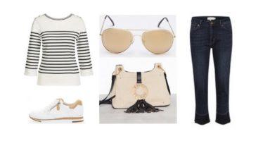 FÖRMÅNLIG shopping – Stilfullt set i beige och vitt (Look #2)