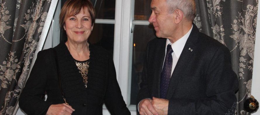 Helena-Reet: Estella Elisheva ville prata om sina framtidsplaner + Min far Jüri Ennet som statsöverhuvud om Estland var ett kungarike