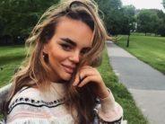 Den 22 åriga estländskan Marleen Marnot fick arbete på det världsberömda modehuset Dior