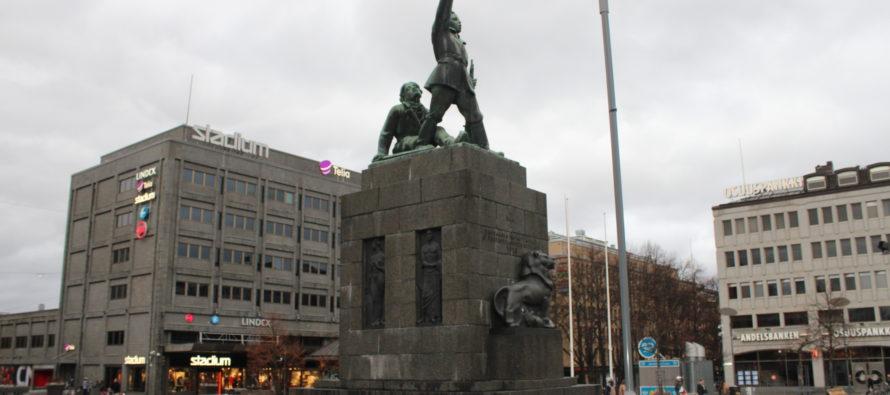 Helena-Reet: Med barnen Finland runt (VOL3: Vasa – Korsholms slottsruin, Mannerheim, Airbnb-hyresbostad osv) + FOTON!