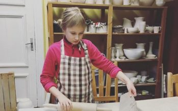 Helena-Reet: Jag började delta i leracirkel med Ivanka Shoshana!