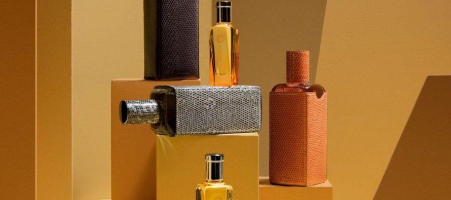 Hermès kommer snart att lansera sin egen serie för kosmetika och hudvårdsprodukter