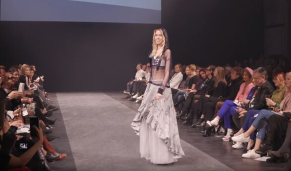 I DAG börjar Tallinn Fashion Week 2019 och priserna Guldnål och Silvernål tilldelas de mest framstående designerna