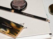 Victoria Beckham, som lanserat många framgångsrika make-upserier med Estée Lauder, presenterade sitt eget skönhetsvarumärke