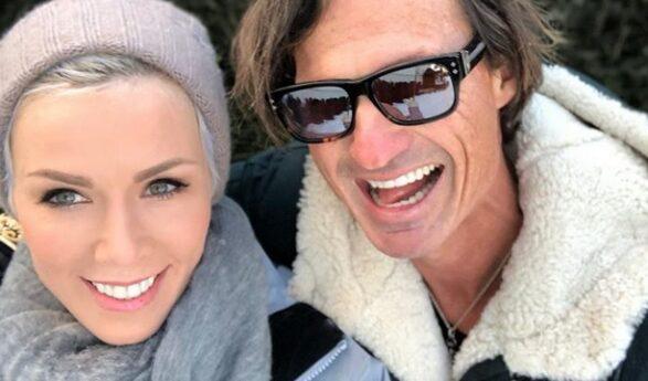 Norsk läkare, filantrop och miljöaktivist Gunhild Stordalens glädje- besked efter separationen