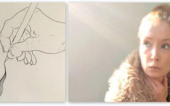 Iina Koppinen:  Konsten att göra intryck – och bilder av mina skisser