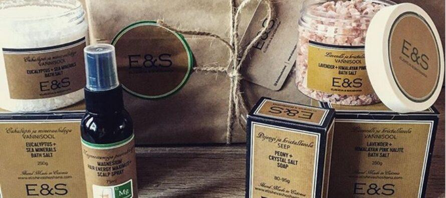 Elisheva & Shoshana gift box 2019 – en minnesvärd och skön hantverksgåva för de kommande helgdagarna!